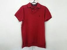 ポロラルフローレン 半袖ポロシャツ S メンズ レッド