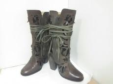 DIESELBlackGold(ディーゼルブラックゴールド)のブーツ