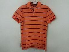 ポロラルフローレン 半袖ポロシャツ メンズ M ボーダー