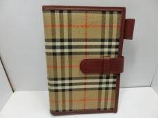 Burberry LONDON(バーバリーロンドン)の手帳