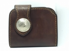 STUDIO D'ARTISAN(ダルチザン)の2つ折り財布