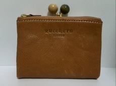 zucchero(ズッケロ)の2つ折り財布