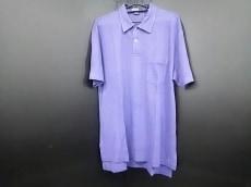 ポロラルフローレン 半袖ポロシャツ M メンズ パープル