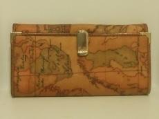 PRIMA CLASSE ALVIERO MARTINI(プリマクラッセ)の長財布