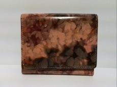 FRUTTI DI BOSCO(フルッティ ディ ボスコ)の3つ折り財布