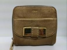 Chloe(クロエ)/Wホック財布