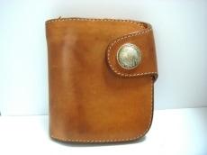 REDMOON(レッドムーン)の2つ折り財布