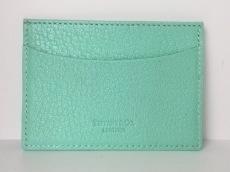 TIFFANY&Co.(ティファニー)/カードケース