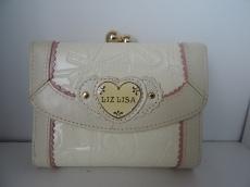 LIZLISA(リズリサ)の3つ折り財布