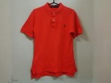 ポロラルフローレン 半袖ポロシャツ M メンズ レッド