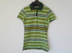 H.HYSTERIC GLAMOUR(エイチ/ヒステリックグラマー)のポロシャツ