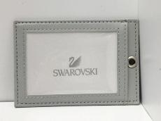 SWAROVSKI(スワロフスキー)のパスケース