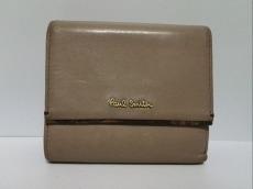 PaulSmith(ポールスミス)/Wホック財布