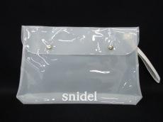 snidel(スナイデル)/セカンドバッグ