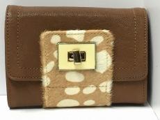 perche(ペルケ)の2つ折り財布