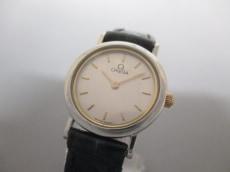 OMEGA(オメガ) 腕時計 デビル - レディース 社外ベルト シルバー