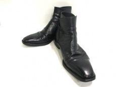 ErmenegildoZegna(ゼニア)のブーツ