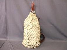 kinoshohampu/木の庄帆布(キノショウハンプ)のリュックサック