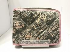 HbG(エイチビージー)の2つ折り財布
