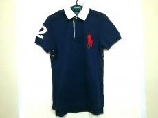 ポロラルフローレン 半袖ポロシャツ S メンズ ビッグポニー
