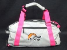Lowe Alpine(ロウアルパイン)のボストンバッグ