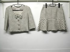 MANIANIENNA(マニアニエンナ)のスカートスーツ