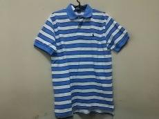 ポロラルフローレン 半袖ポロシャツ M メンズ ボーダー