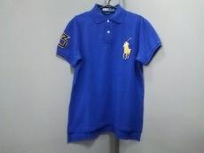 ポロラルフローレン 半袖ポロシャツ M(175/96A) メンズ美品