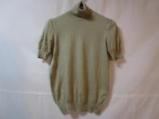 ドゥロワー 半袖セーター 1 レディース ベージュ タートルネック