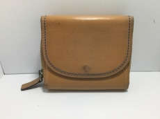 MargaretHowell(マーガレットハウエル)の3つ折り財布