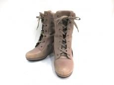 Burberry Blue Label(バーバリーブルーレーベル)のブーツ
