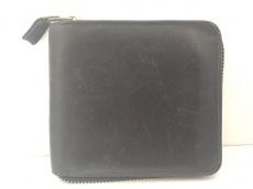 yohjiyamamoto(ヨウジヤマモト)の2つ折り財布