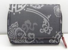 Shanghai Tang(シャンハイタン)の3つ折り財布