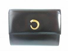 Cartier(カルティエ)の3つ折り財布
