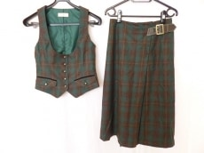 LoisCRAYON(ロイスクレヨン)のスカートセットアップ
