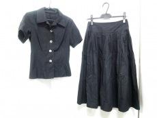 L'EQUIPE YOSHIE INABA(レキップ ヨシエイナバ)/スカートセットアップ