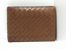 BOTTEGAVENETA(ボッテガヴェネタ)の2つ折り財布