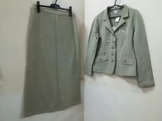 kunio sato(クニオ サトウ)のスカートスーツ