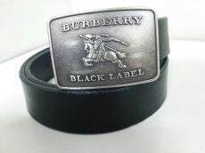 Burberry Black Label(バーバリーブラックレーベル)のベルト