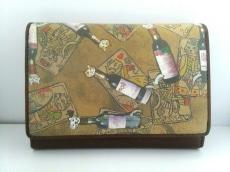 Manhattaner's(マンハッタナーズ)の3つ折り財布
