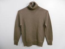 ハイク 長袖セーター 1 レディース 美品 ブラウン HYKE