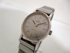 オメガ 腕時計 ジュネーブ - レディース SS/社外ブレス シルバー