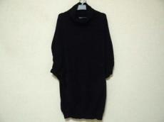 トクコ・プルミエヴォル 半袖セーター サイズ9 M レディース 黒