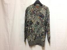 ミッソーニ 長袖セーター 21 レディース ベージュ×マルチ
