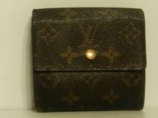 ルイヴィトン Wホック財布 モノグラム M61652 LOUIS VUITTON