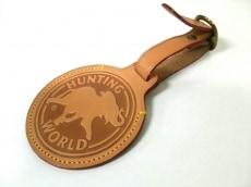 HUNTING WORLD(ハンティングワールド)/キーホルダー(チャーム)