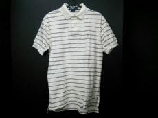 ポロラルフローレン 半袖ポロシャツ S メンズ美品  ボーダー