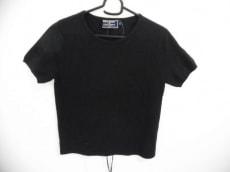 ポロスポーツラルフローレン 半袖セーター L レディース 美品 黒