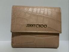 JIMMY CHOO(ジミーチュウ)/Wホック財布