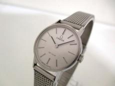 OMEGA(オメガ) 腕時計 デビル - レディース SS シルバー